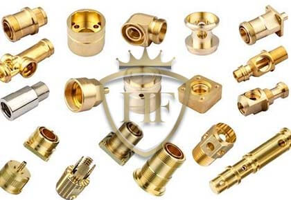 Precision Machined Components Brass